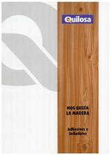 Productos Quilosa para madera
