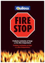Gama Firestop resistente al fuego y altas temperaturas