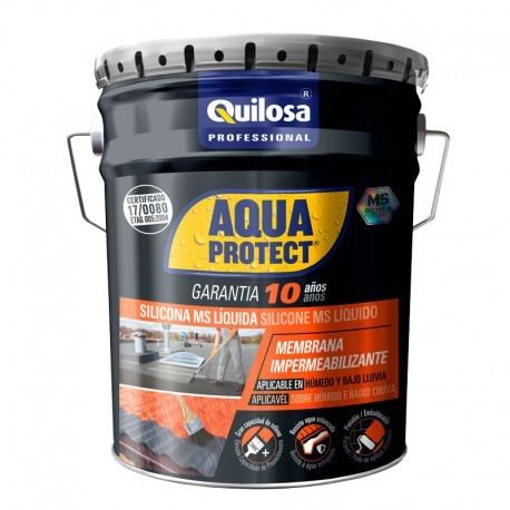 Silicona MS LIQUIDA QUILOSA AQUA PROTECT 25 kg