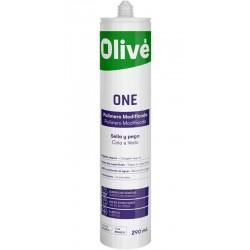 Adhesivo sellador POLÍMERO HÍBRIDO OLIVÉ ONE