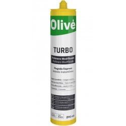 Adhesivo Polímero híbrido OLIVE TURBO