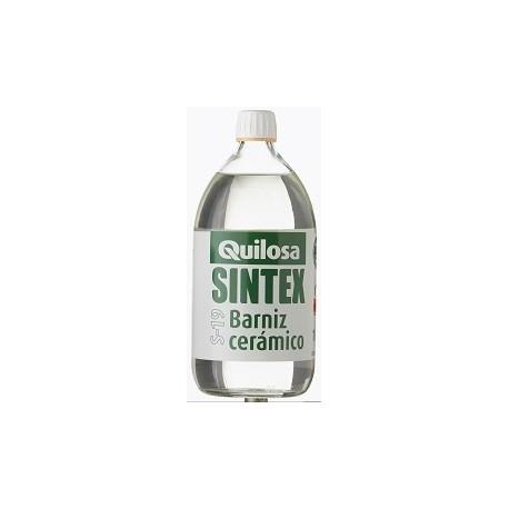 Barniz efecto brillo QUILOSA S-19. 975 ml.