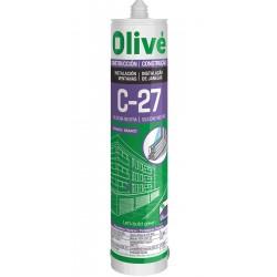 Silicona neutra Olive C-27