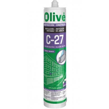 Silicona neutra Olive CONSTRUCCIÓN