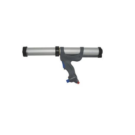 Pistola neumática para bolsas de 600 ml. Quilosa.