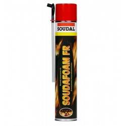 Espuma de poliuretano resistente al fuego SOUDAFOAM FR.