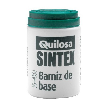 BARNIZ QUILOSA SINTEX-S-40 envase 250 ml.