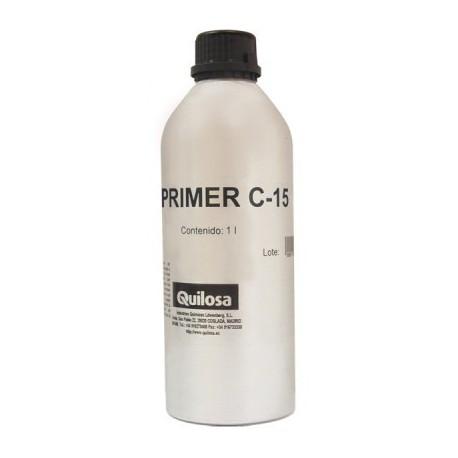 Imprimación materiales porosos QUILOSA PRIMER C-15