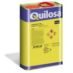 Adhesivo de contacto BUNITEX P-29 bidón 5 l. QUILOSA