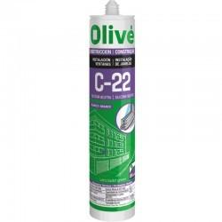 Silicona neutra Olive C-22