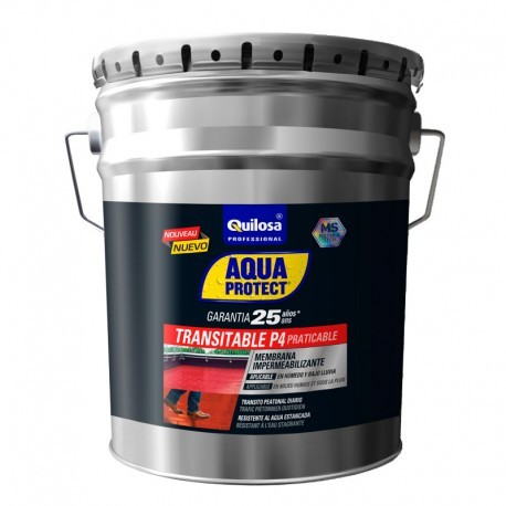 Silicona MS LIQUIDA QUILOSA AQUA PROTECT P-4 20 kg