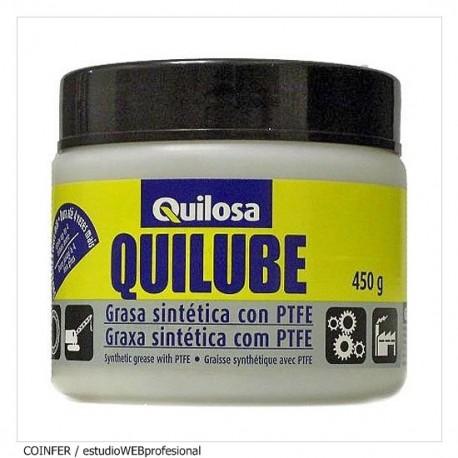 QUILUBE GRASA sintética con PTFE 450Gr.