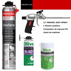 Pack aplicación PENOSIL EASYSPRAY