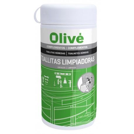 Toallitas limpiadoras OLIVE