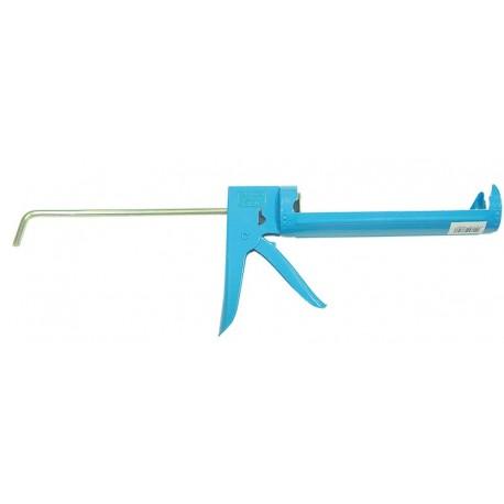 Pistola aplicadora silicona BRICO.