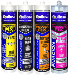 Promoción lote power Fix de QUILOSA