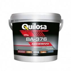 Adhesivo para PVC y linoleo QUILOSA BA-376 Cubo 20 Kg.