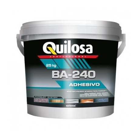 QUILOSA BP 240 Adhesivo para parquet 25 kg.