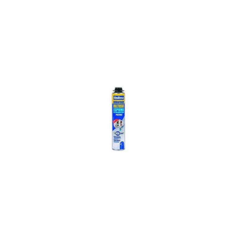 9287594afbf Quilosa espuma poliuretano orbafoam multiusos ae 750 ml