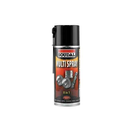 LUBRICANTE MULTIUSOS SPRAY SOUDAL