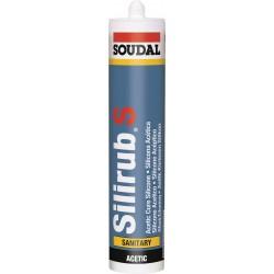 Silicona Acida SILIRUB S 310 ml. SANITARIOS