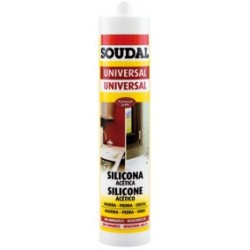 Silicona Acida UNIVERSAL SOUDAL