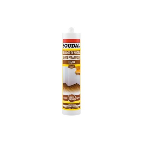 Sellador madera SOUDAL SAPELLY