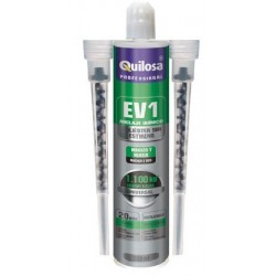 Anclaje o taco químico Quilosa Ev1