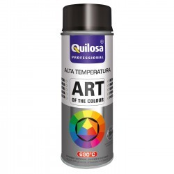 Spray de pintura altas temperaturas QUILOSA