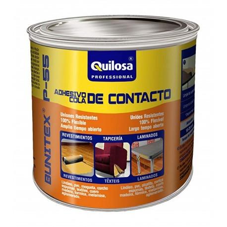 Adhesivo de contacto BUNITEX P-55 250 ml