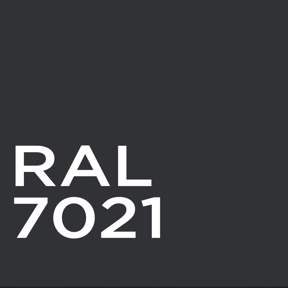 RAL 7021 gris negruzco