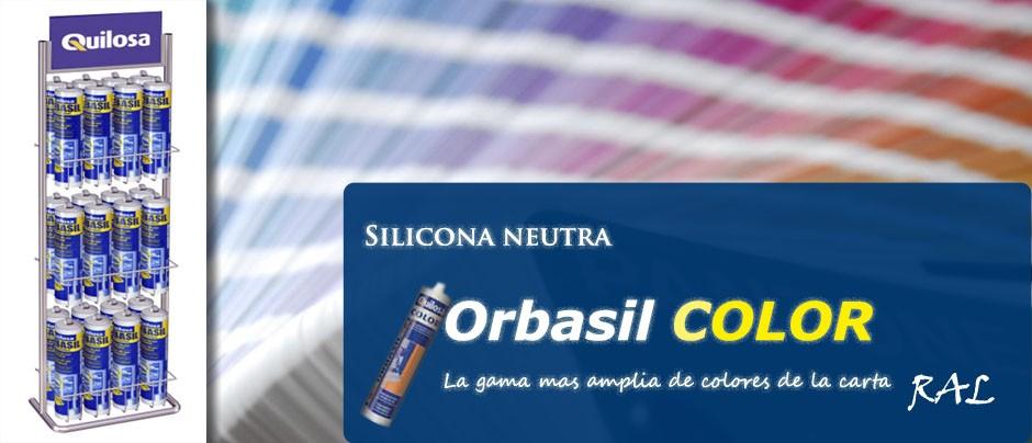 silicona color